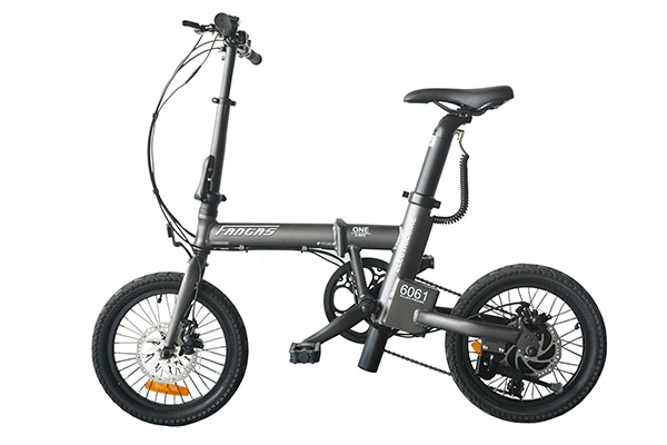 Fantas Z01 36V350W7.8ah folding mini electric bike